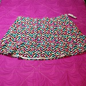 ✔ 5 for $25 Total Girl skirt w/ shorts 18 1/2 plus